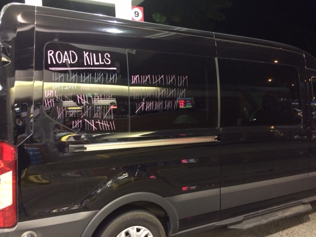the-van-road-kills